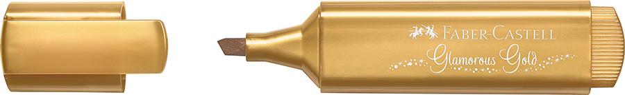 Goldener Marker von Faber Castell