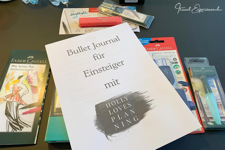 Bullet Journal Einsteigerkurs