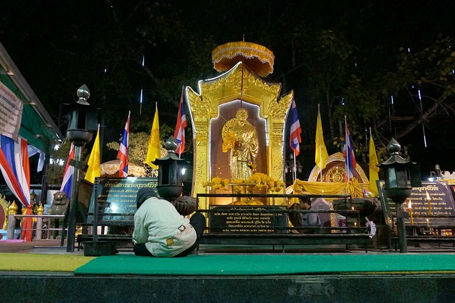 Chiang Mai – Mönche, Tempel und ein Spa 1