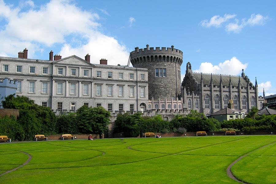 Dublin: Kunterbunt wie ein Regenbogen 8