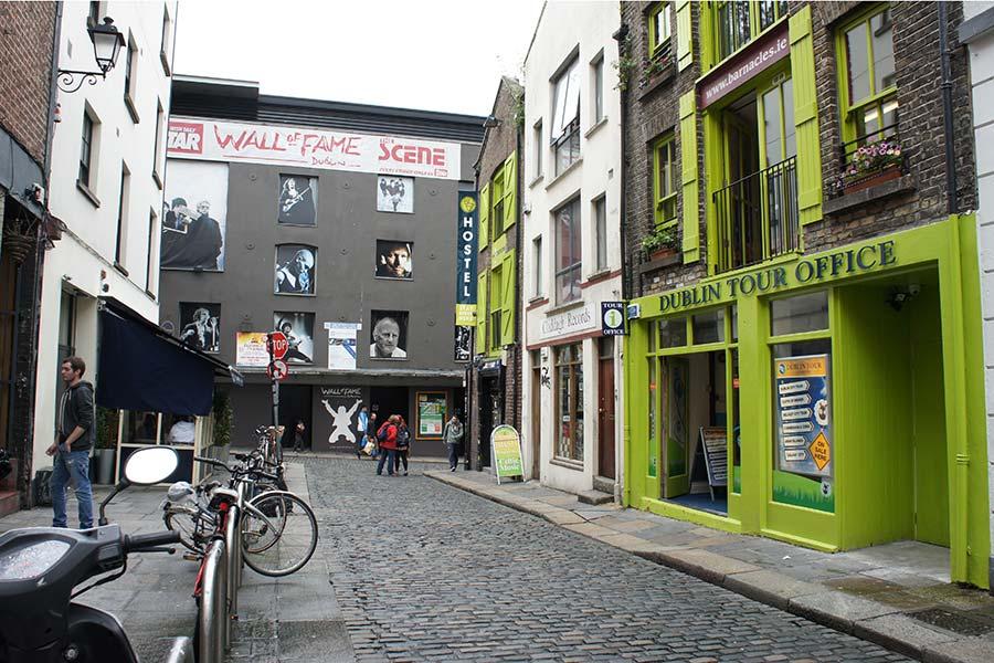 Dublin: Kunterbunt wie ein Regenbogen 6