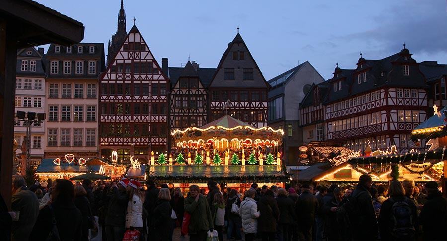 Frankfurt: Sterne, Kunst und Bethmännchen 2