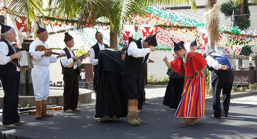 Madeira: Tea-Time und Türenkunst in Funchal 2