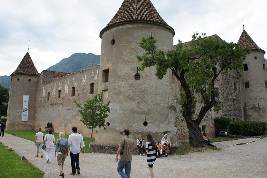 Bozen, Schloss Maretsch