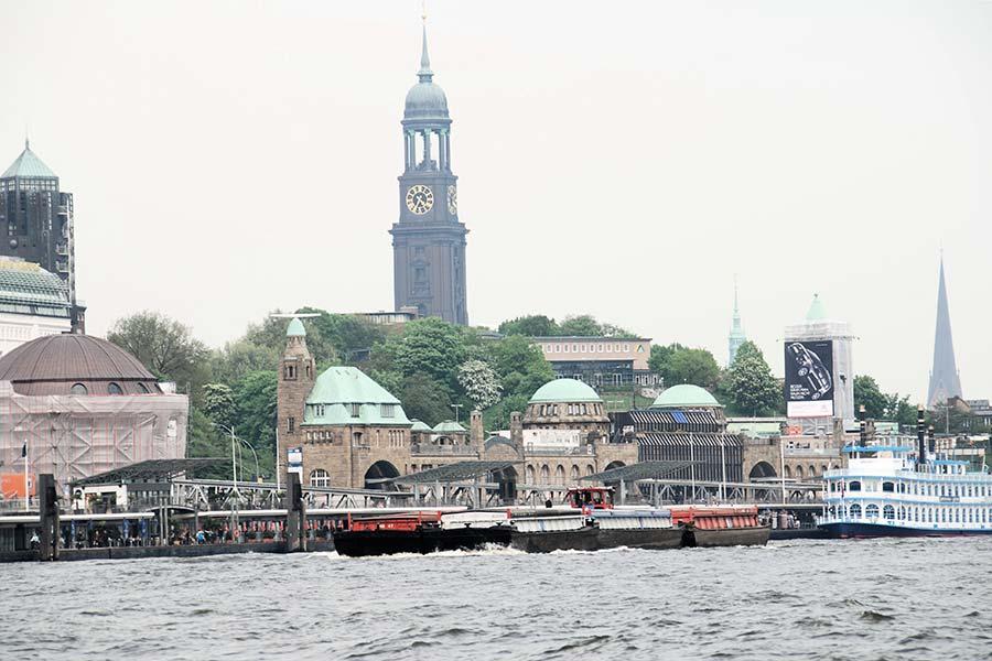 Hamburg: Kommen Sie mal längs! 3
