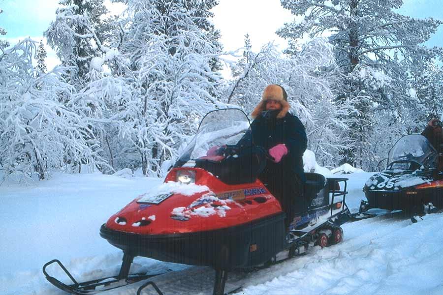 Lappland, DAS Winterwunderland 5