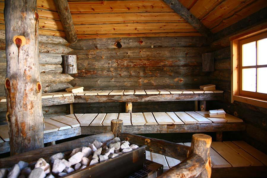 Alpenhof Murnau, Sauna