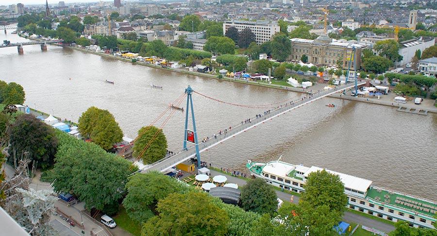 Frankfurt – rauschendes Museumsuferfest... 2