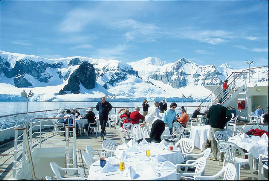 Arktis – Antarktis: Jedem sein Polarschiff 3