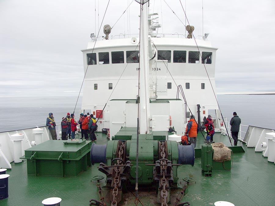 Arktis – Antarktis: Jedem sein Polarschiff 2