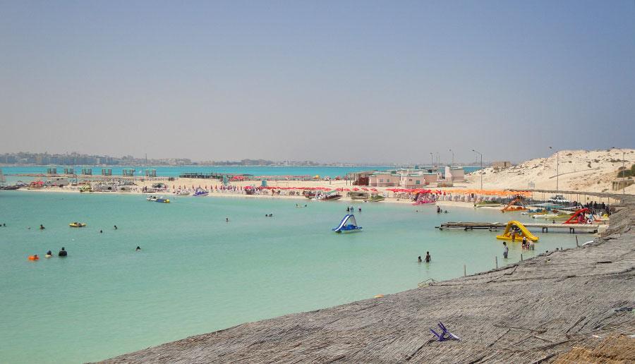 Marsa Matrouh: Meer, Sand und die Oase Siwa 2