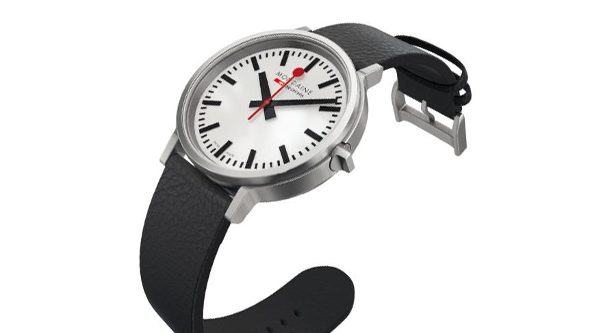 Die Uhr, die zwei Sekunden innehält... 1
