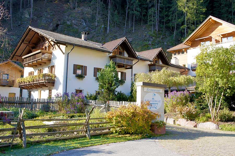 Bad Schoergau, aussen