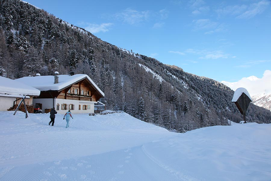 Obervinschgau auch im Winter fantastisch 4