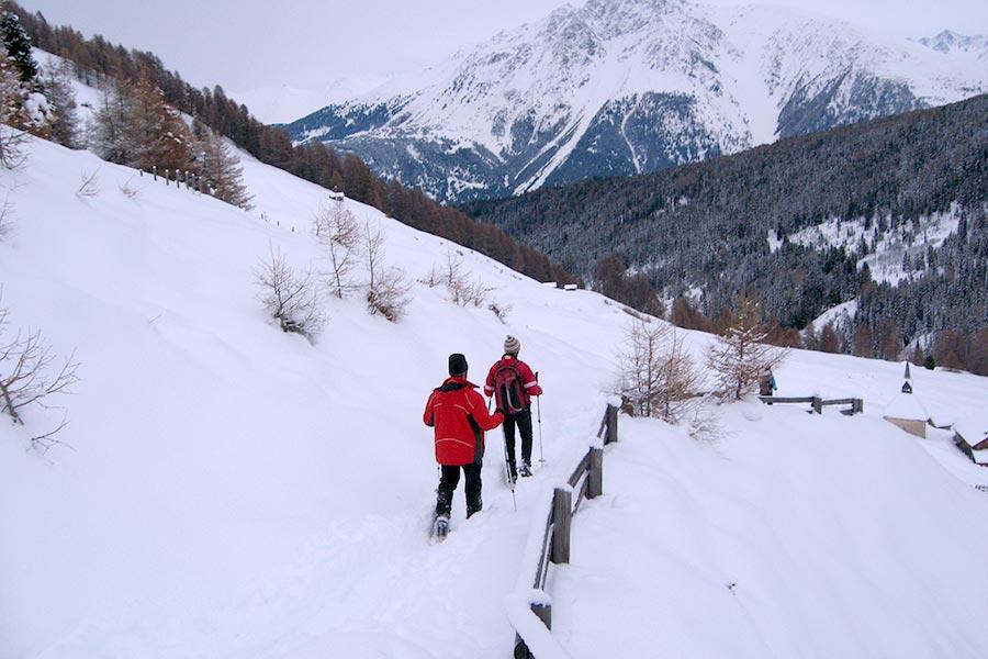 Obervinschgau auch im Winter fantastisch 5