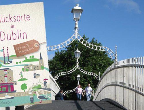 80 Glücksorte in Dublin