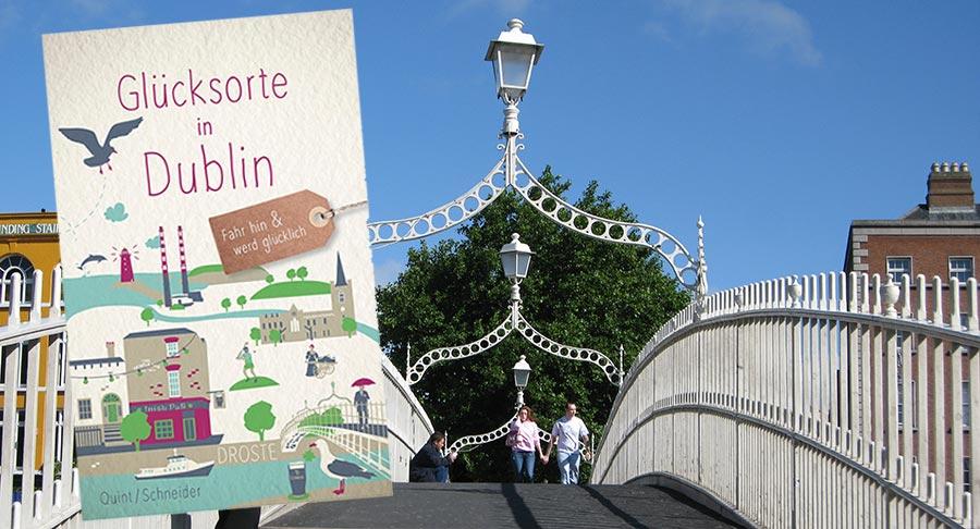 Glücksorte in Dublin, Buchtipp