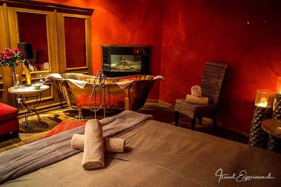 Hotel Post Lermoos, Weinbad