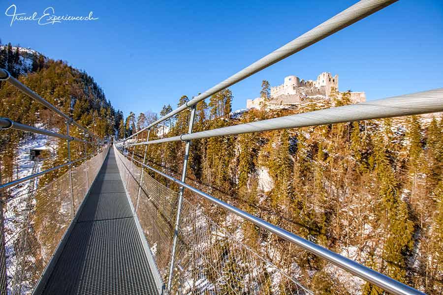 Highline179, Burgruine, Ehrenberg