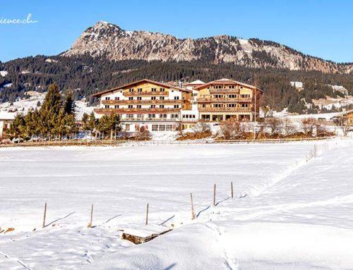 Tannheimer Tal und Hotel Hohenfels