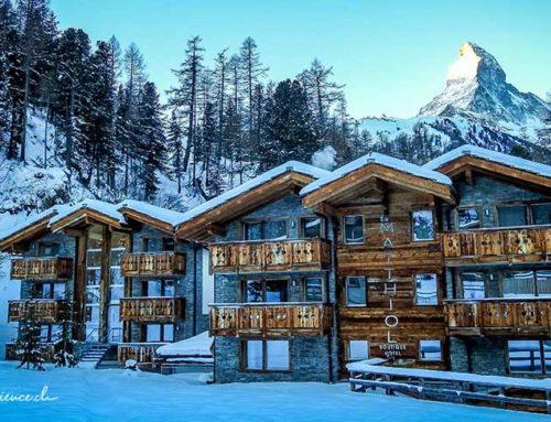 Maisons Matthiol – für Zermatt-Geniesser