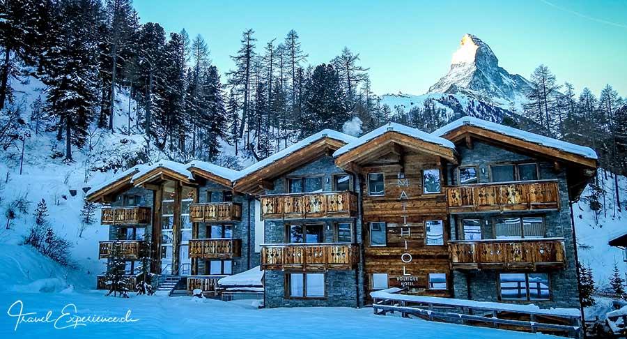 Boutiquehotel Matthiol, Zermatt