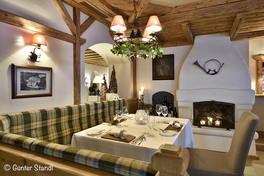 Hotel Post Lermoos, Gourmetstube
