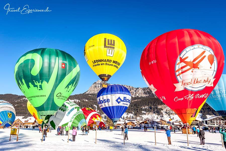 Ballonfestival Tannheimer Tal