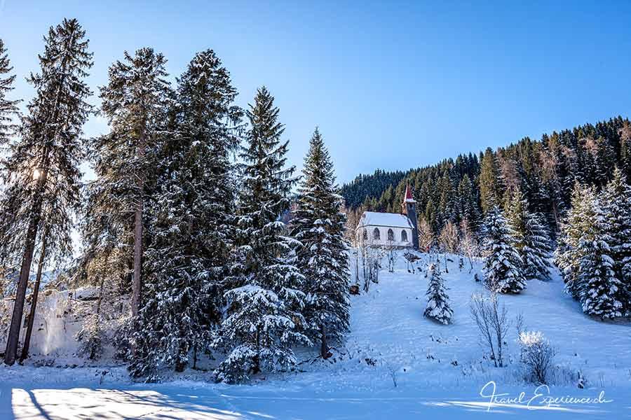 Tannheim, Lourdeskapelle