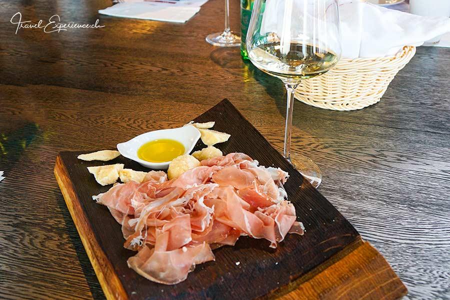 Burgenland, Scheiblhofer, Degustation