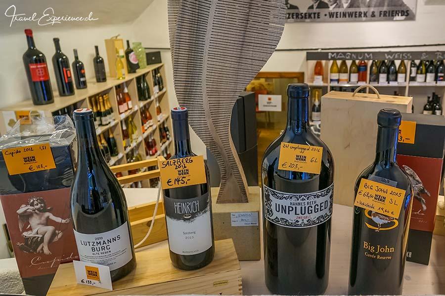 Burgenland, Wein, Weinwerk