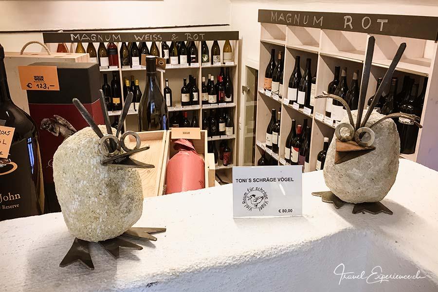 Burgenland, Wein, Weinwerk, Geschenk