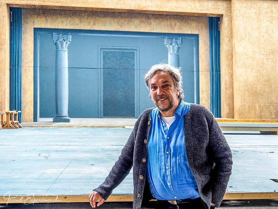 Christian Stückl, Spielleiter, Passionstheater Oberammergau