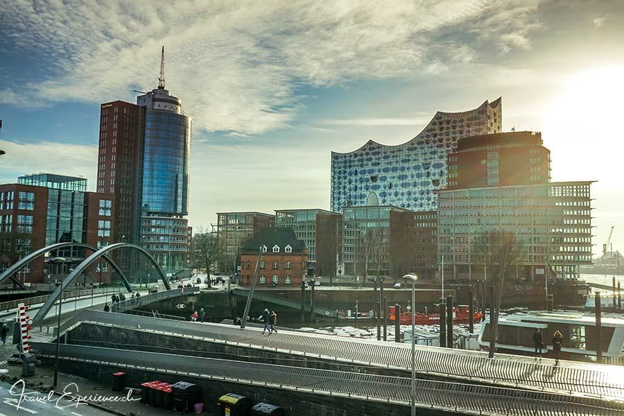 Hamburg, Hafencity, Elbphilharmonie