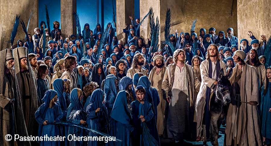 Oberammergau, Passion 2022