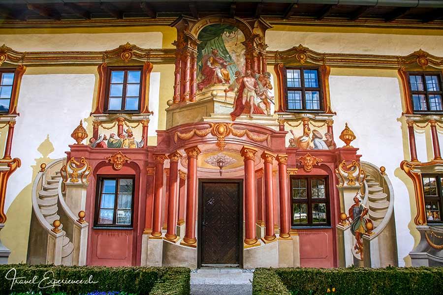 Oberammergau, Pilatushaus
