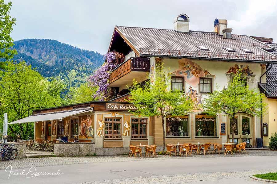 Oberammergau, Theatercafe