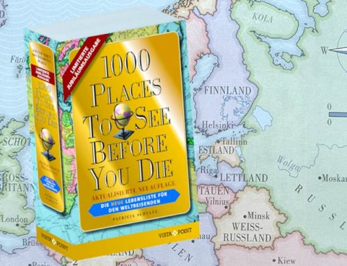 1000 Places to see before you die – Jubiläumsausgabe