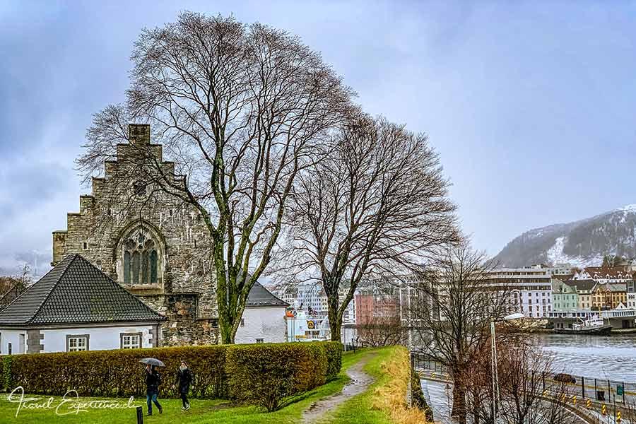 Museumsanlage Rosenkrantzturm Bergen