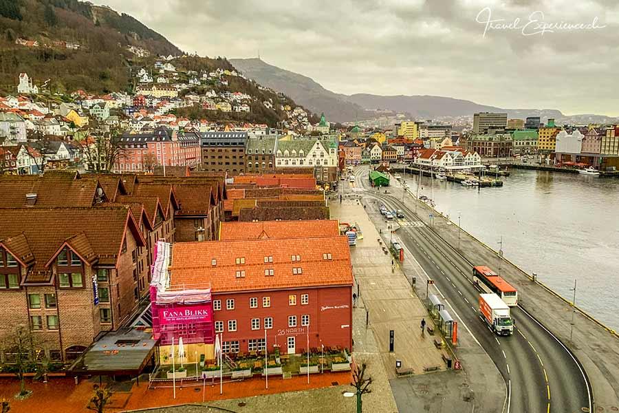 Bergen, Aussicht, Havnekontoret
