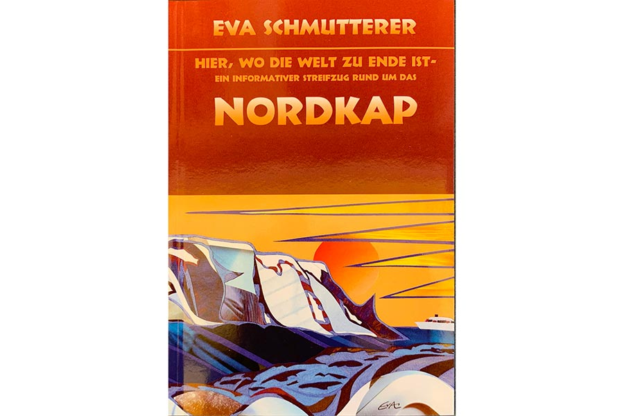 Buchtipp, Nordkap, Eva Schmitterer