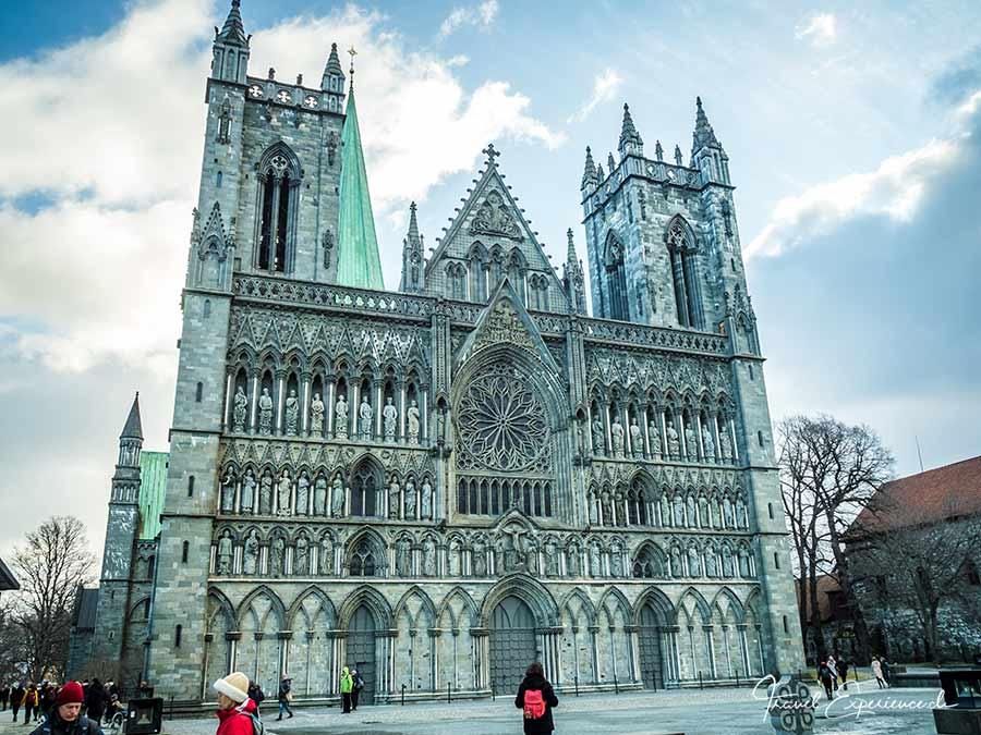 Trondheim, Nidarosdom
