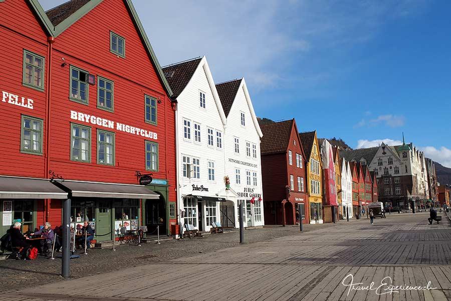 Bergen, Bryggen