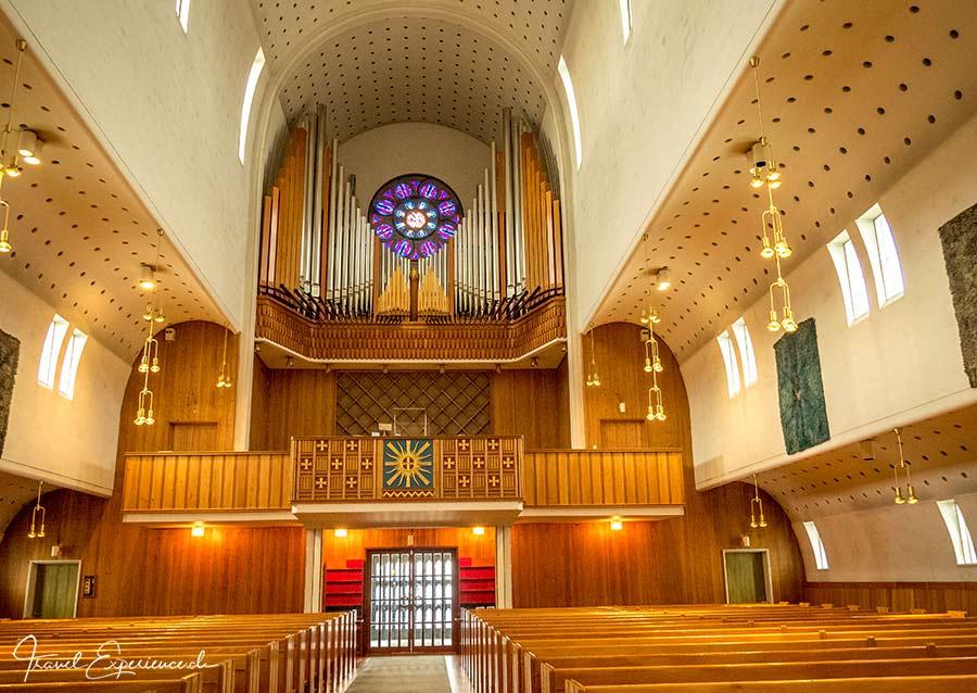 Bodo, Kirche