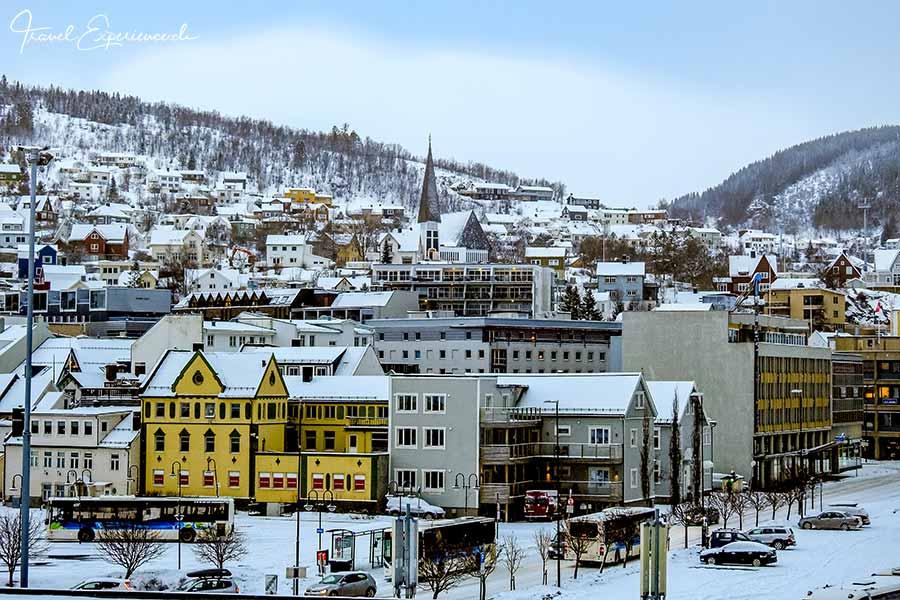 Harstad, Norwegen