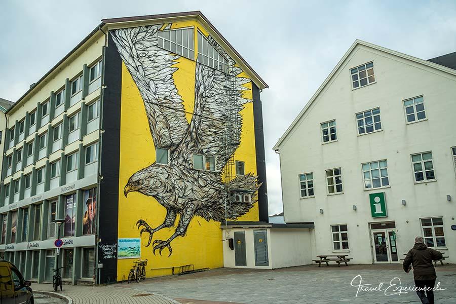 Bodo, Streetart, Mural
