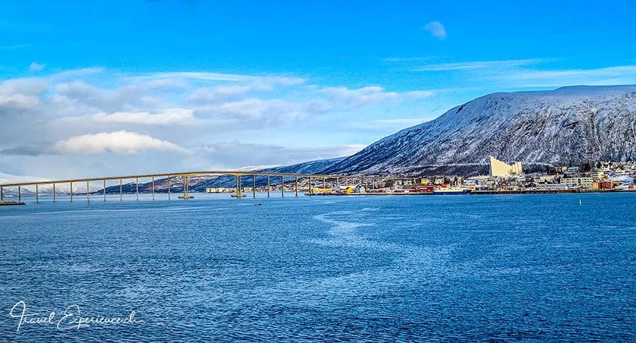 Tromso, Postschiffreise, Hurtigruten