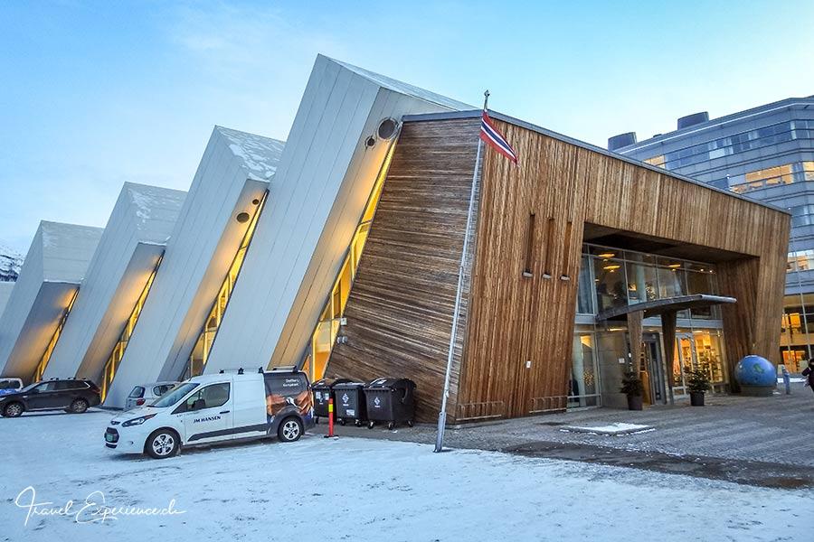 Tromso, Polaria, Museum, Aquarium