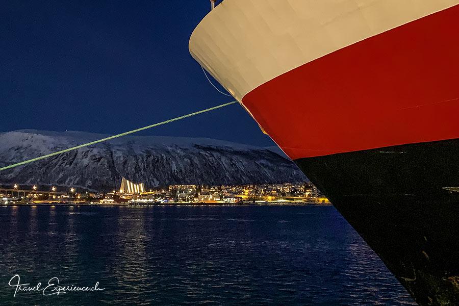 Tromso, MS Vesteralen
