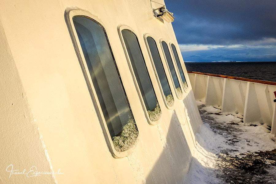 MS Vesteralen, Hurtigruten